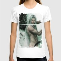 general T-shirts featuring General Sephiroth by K.Koji