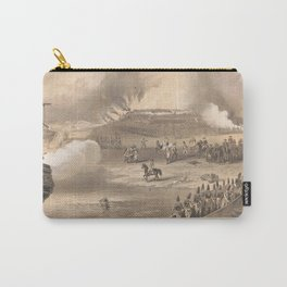 Vintage Battle of Bunker Hill Illustration (1875) Carry-All Pouch