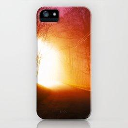 Incandescent iPhone Case
