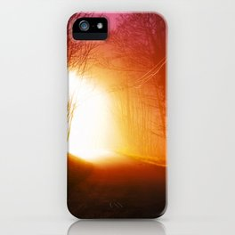 Incandescent iPhone Case