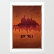 The Philosopher's Stone Art Print