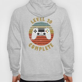 20th Anniversary Gift for Him or Her Hoody