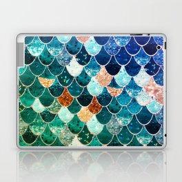 REALLY MERMAID TIFFANY Laptop & iPad Skin