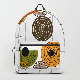 Autumn Blooms Backpack
