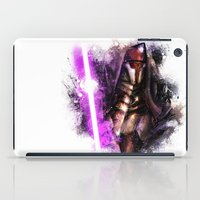 darth iPad Cases featuring Darth Revan by Vincent Vernacatola