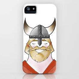 Per, the Viking. iPhone Case