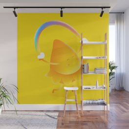How many rainbow can you jump rope? Wall Mural