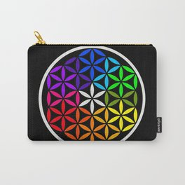 Secret flower of life Carry-All Pouch