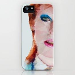 David B. iPhone Case