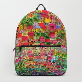 Color Town Backpack