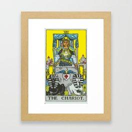 07 - The Chariot Framed Art Print