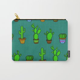 Cactus Petrol Carry-All Pouch