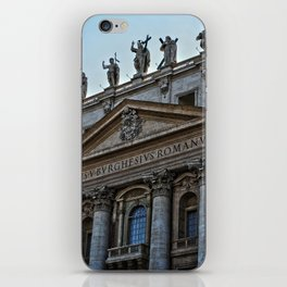 Vatican City iPhone Skin