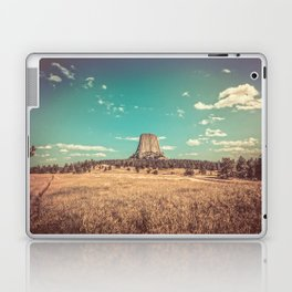 Devil's Tower National Monument Wyoming Laptop & iPad Skin