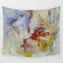 the trace Wall Tapestry