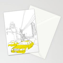 Cross Town Traffic Stationery Cards