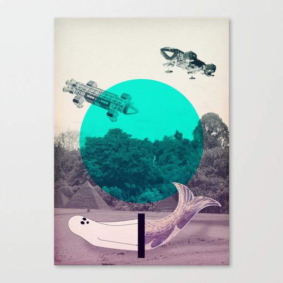 sireno Canvas Print