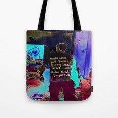 hero's Tote Bag
