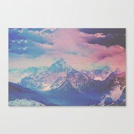 INFLUENCE Canvas Print