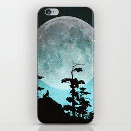 When Night Falls iPhone Skin