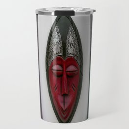 Three Masks Travel Mug