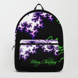 Stars for a Bright Christmas Backpack