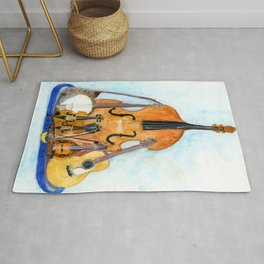 Old Time String Band Rug