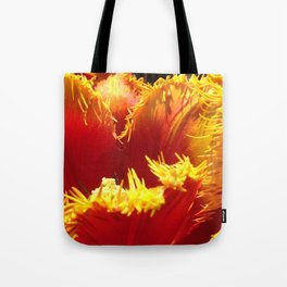 natures fingers Tote Bag
