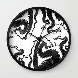 Tapeworm Wall Clock