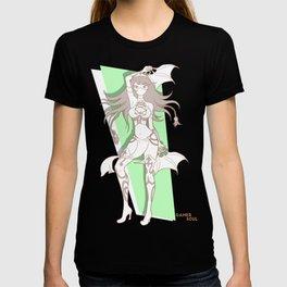 Gamer Soul Fighter Line - Kitana T-shirt