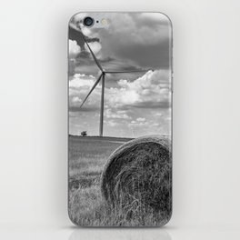 Country Wind Turbine iPhone Skin