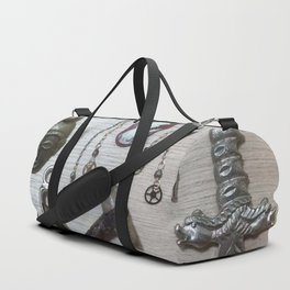 AlphaVariable Exploration Colleciton Duffle Bag