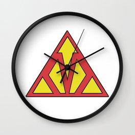 Super M Wall Clock