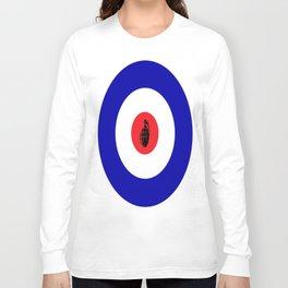 Mod Bomb Long Sleeve T-shirt