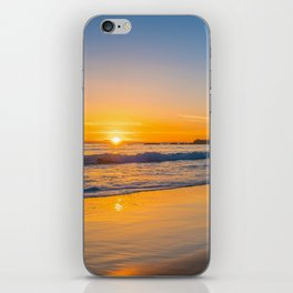 Laguna Beach Sunset iPhone Skin