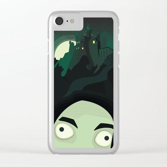 Eye-gor Clear iPhone Case