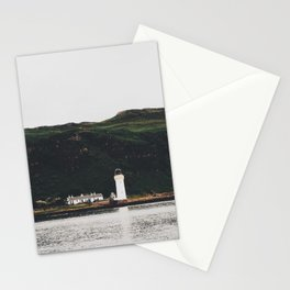 The Rubha Nan Gall Lighthouse Stationery Cards
