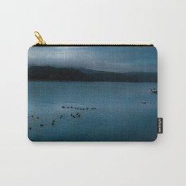 Sea Fever - Lincolnville Maine Shoreline Landscape Carry-All Pouch