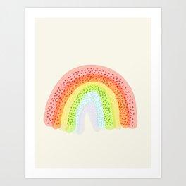 Rainbow of Hope Art Print