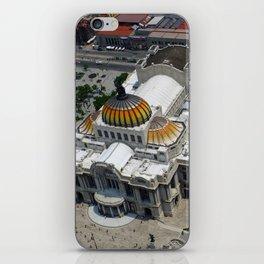 Palacio de Bellas Artes iPhone Skin