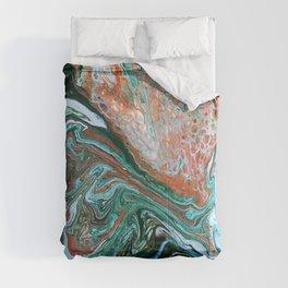 Amazon delivers to the Mediterranean Comforters