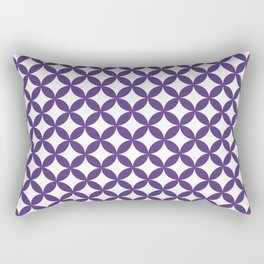 """sippo"" Japanese traditional pattern Rectangular Pillow"