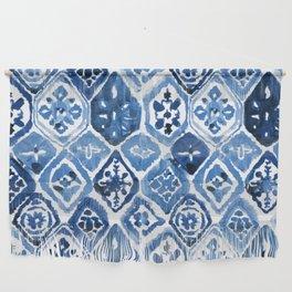 Arabesque tile art Wall Hanging