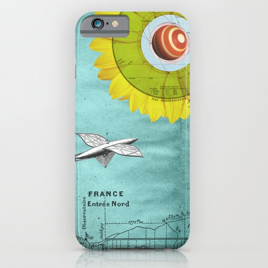 Spacecraft iPhone & iPod Case