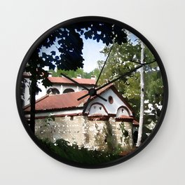 Dragalevski Monastery  Wall Clock