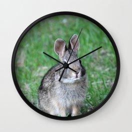 Bunny 2 Wall Clock