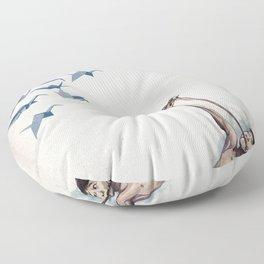 Lucky Shot Floor Pillow