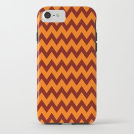 Hokie Chevron iPhone Case