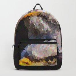 Geometric Eagle Backpack