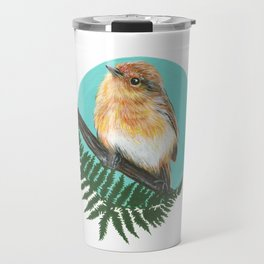 Eastern Robin Travel Mug